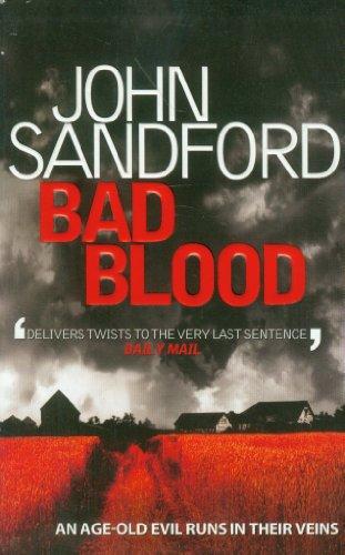 Bad Blood - Paperback, Export