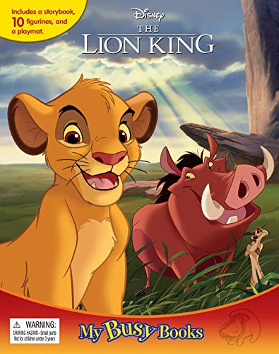 THE LION KING MY BUSY BOOKS