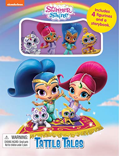 SHIMMER AND SHINE TATTLE TALES STORY BOO