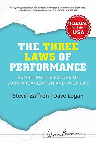 THE THREE LAWS OF PERFORMANCE: REWRITING