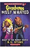 GOOSEBUMPS MOST WANTED NIGHT OF THE PUPP