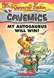 CAVEMICE #10: MY AUTOSAURUS WILL WIN