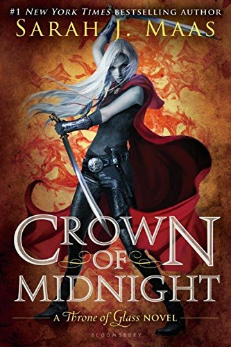 CROWN OF MIDNIGHT A THRONE OF GLASS NOVE