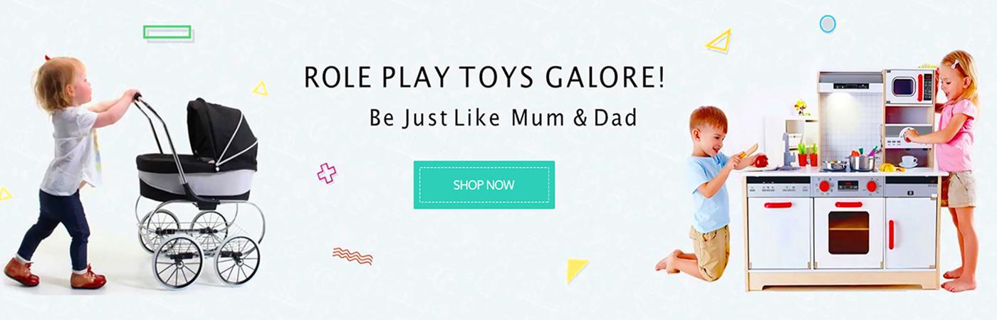 Pretend Play Toys Slider